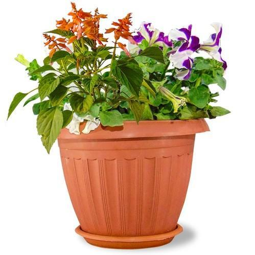 Round Neck Flower Pot