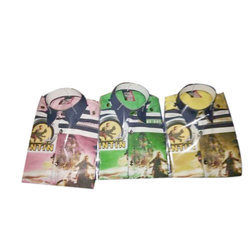 Party Wear Kids Printed Shirt