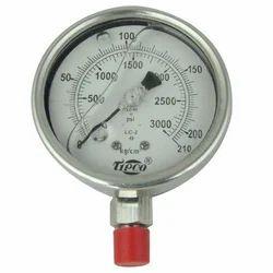 SS Water Pressure Gauges