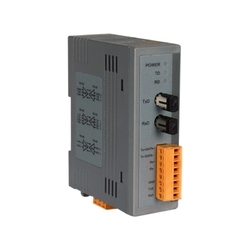 RS-232/422/485 to Fiber Optic Converter