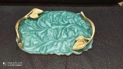 Resin Coated Stylish Trays