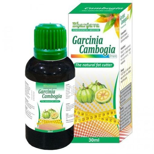 Garcinia cambogia indications