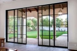 Steel Sliding Doors