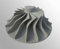 Turbine Wheel Casting