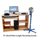 PC Based Fibre Length Measuring System
