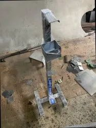 Stainless Steel Foot Operated Hand Sanitizer Stand