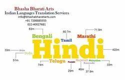 Hindi Translation Services, Pan India