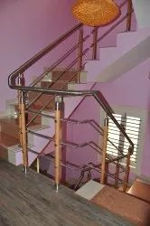 Architectural Curved Baluster