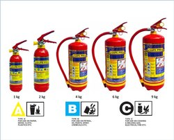 Fire Extinguisher On Rent 6kg
