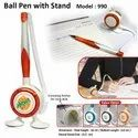 Metal Ball Pen With Stand For Promotional