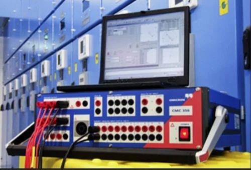 Relay Testing Services Relay Testing Service Elite Powertech Pvt