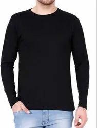 Half Sleeve Mens Cotton T Shirt