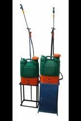 Sanitizer Backpack Sprayer
