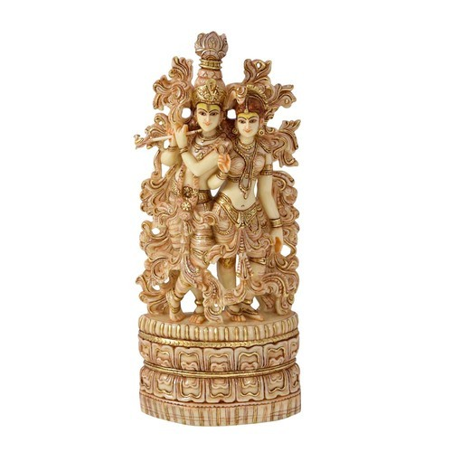 FRP Radha Krishna Idol