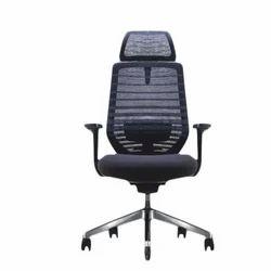 Black Mesh Chair