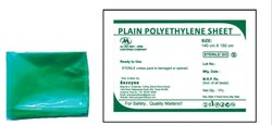 Ansuya Plain Polyethylene Sheet
