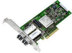 QLogic StorageTek 8 Gb Fiber Channel PCIe HBA Dual Port