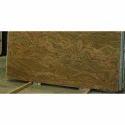 Juparana Gold Granite Stone, Thickness: 10-12 Mm
