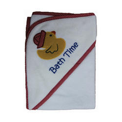 Cotton Girl Baby Looney Tunes Hooded Towel