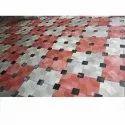 Car Parking Vitrified Tiles
