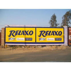 Wall Painting Advertising in India