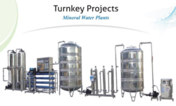 Turnkey Projects Mineral Water Plant