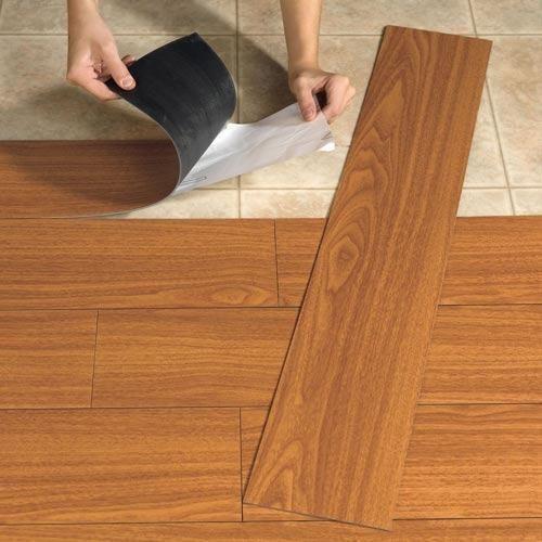Vinyl Strip Flooring, Vinyl Flooring - Kashvi Interior And ...