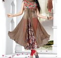 Women Fancy Printed Kurtis