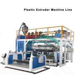 Paper Extrusion Laminating Machine