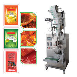Automatic Pickle Filling Machine