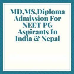 MD MS Admission Through Management Quota