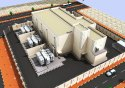 3D Layout Drawings of EHV Substations