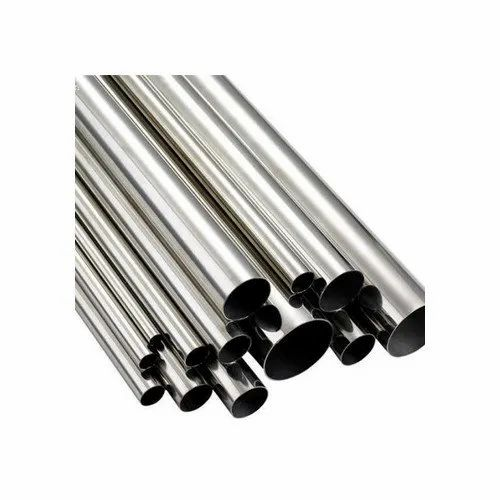321 Stainless Steel Pipe, Size: 3/4 inch