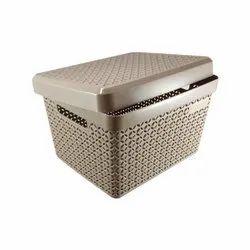 693 Big Plastic Classy Basket