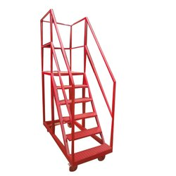 Mezzanine Floor Ladder
