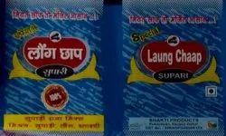 Tobacco Khaini Packaging Material