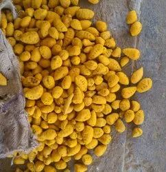 Captain Masale Yellow Turmeric Bulb, Packaging Size: 25kg