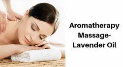 Aromatherapy Massage-Lavender Oil