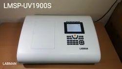 LMSP-UV1900S Double Beam UV-VIS. Spectrophotometer