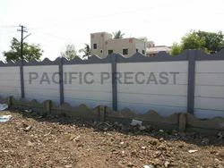Concrete Compound Wall