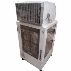 White . Duct Air Cooler, For Office