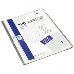 SP101 11-Hole Sheet Protector A4