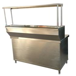 Hotel Stainless Steel Service Counter