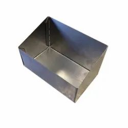 Polished Shee Metal Modular Electrical Box, For Electric Fitting