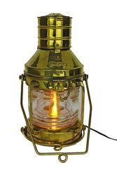 Nautical Brass Lamps Ship Lantern