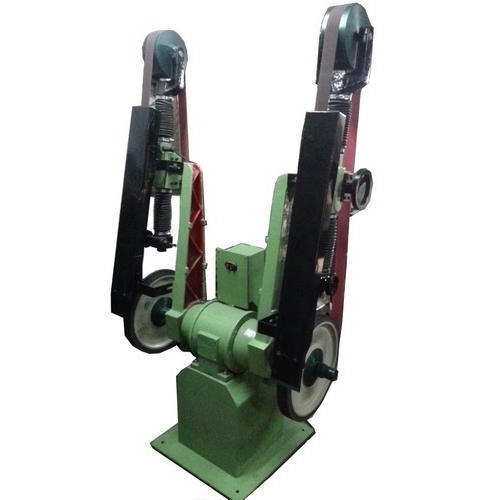 Belt Grinder Lancer Machine