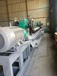 Starting of Steel wool fiber manufacturing facility