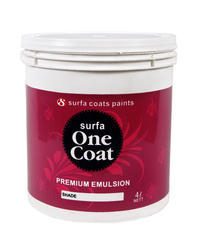 One Coat Single Coat Premium Interior Emulsion