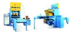 Hydraulic Fly Ash Bricks Press Machine