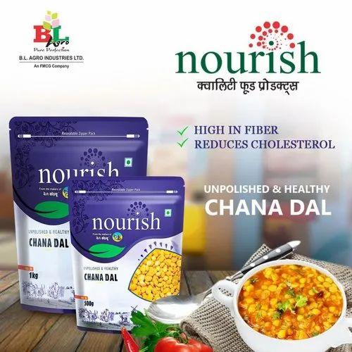 Indian Yellow Nourish Chana Daal